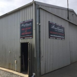 Brillante Shed 5